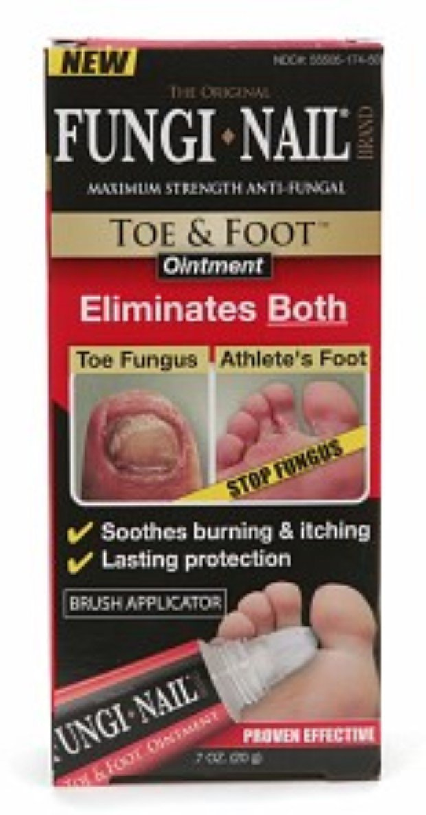 Fungi-Nail Toe & Foot Ointment 0.70 oz (Pack of 12)
