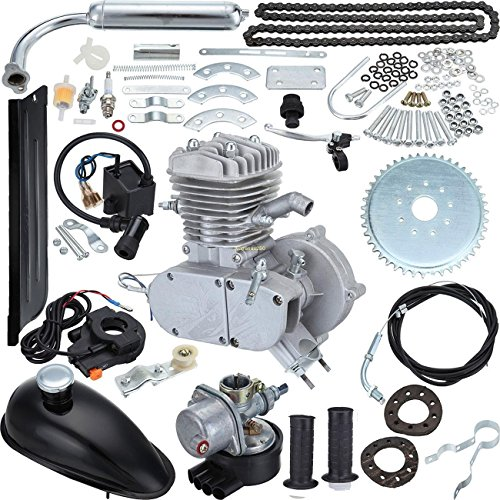 t4b-80cc-2-cycle-petrol-gas-engine-motor-kit-for-motorized-bicycle-bike-silver-body