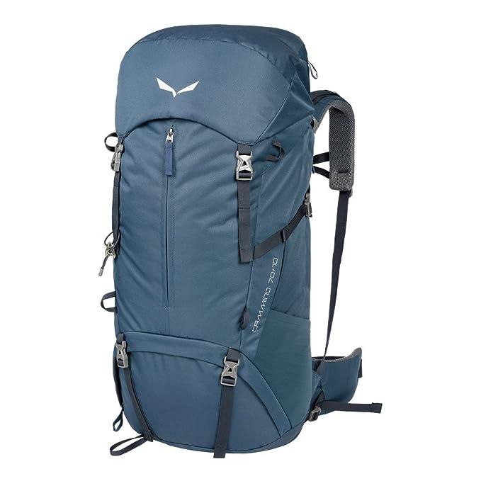 SALEWA Cammino 70 BP Mochila, Unisex Adulto, Azul (Midnight Navy), 24x36x45 cm (W x H x L): Amazon.es: Deportes y aire libre