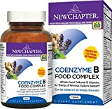 Organic Vitamin B Complex, New Chapter Coenzyme B, 180 ct
