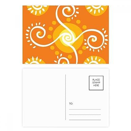 DIYthinker Gracias volumen tarjeta naranja México Totems ...