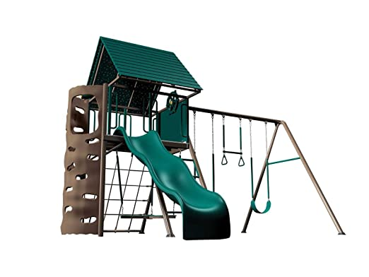 Lifetime Big Stuff Adventure Play set, Freestanding Review