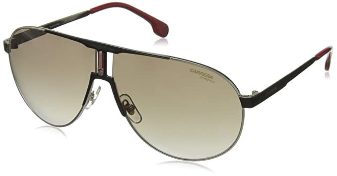 9c88d711d184 Carrera Men's Ca1005s Aviator Sunglasses, BLACK GOLD/BROWN GRADIENT, ...