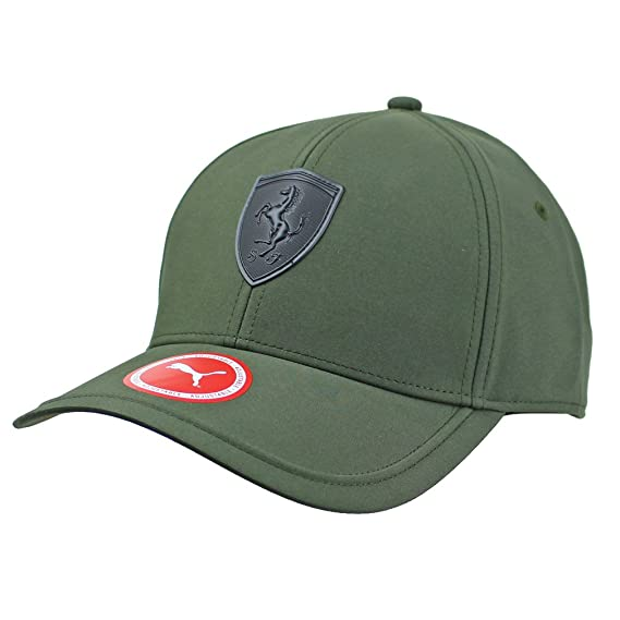 b97c41787a7f Puma Men s Baseball Cap (2177602 Forest Night Adult)  Amazon.in ...