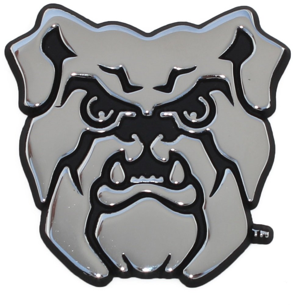 Butler University Bulldogs METAL Auto Emblem AMG Auto Emblems