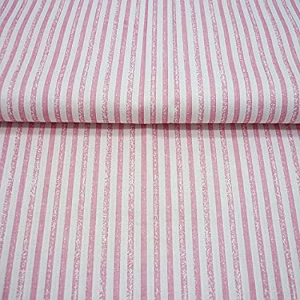 Amazon One Piece 197x63 Striped Cotton Fabric For Quilting