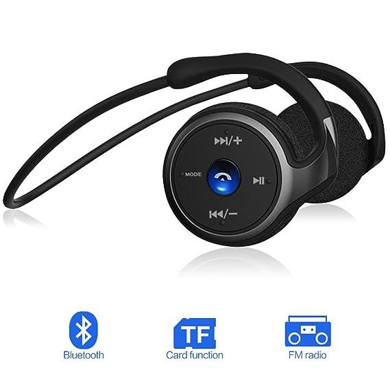 GRDE Cuffie Bluetooth Sport 252d2e393bda