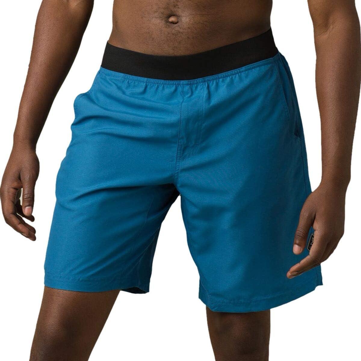 Prana Super Mojo Short Men  elastische leichte Outdoorshorts für Herren  Gr L