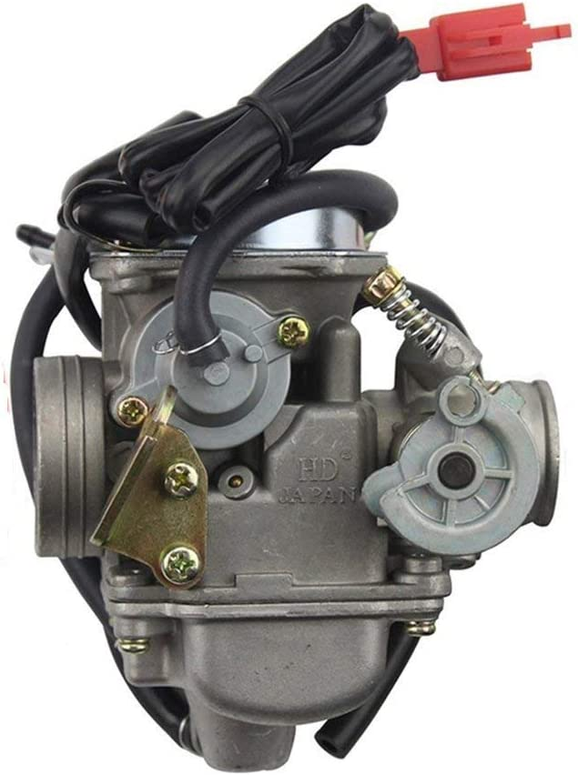 Carburetor for Hammerhead Twister 150 Series 150CC Go Kart Repl.OE# 6.000.024 TJ Power Sports 16100-KAT-913//16100-KAT-913-1