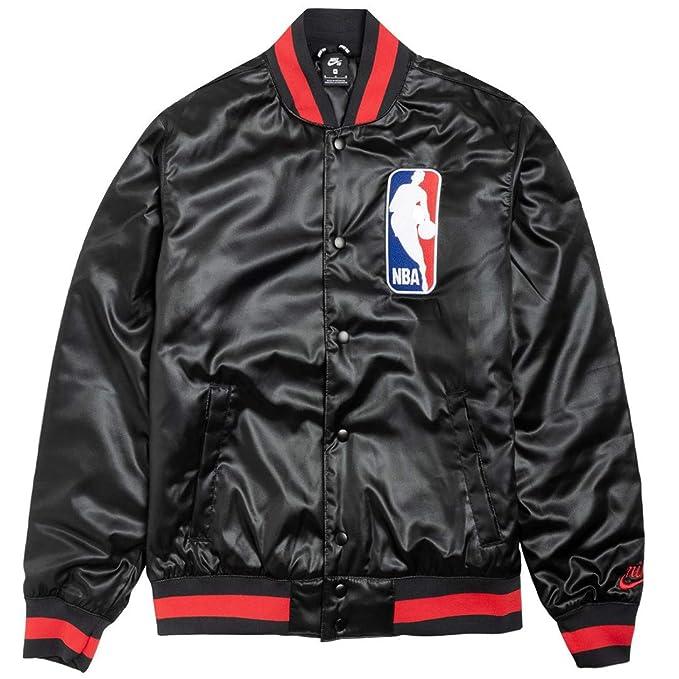 Amazon.com: Nike SB x NBA Bomber - Chaqueta para hombre, L ...