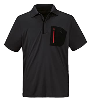 7a7f883fb596 Schöffel Arizona Men s Polo Shirt, Men, Arizona  Amazon.co.uk ...
