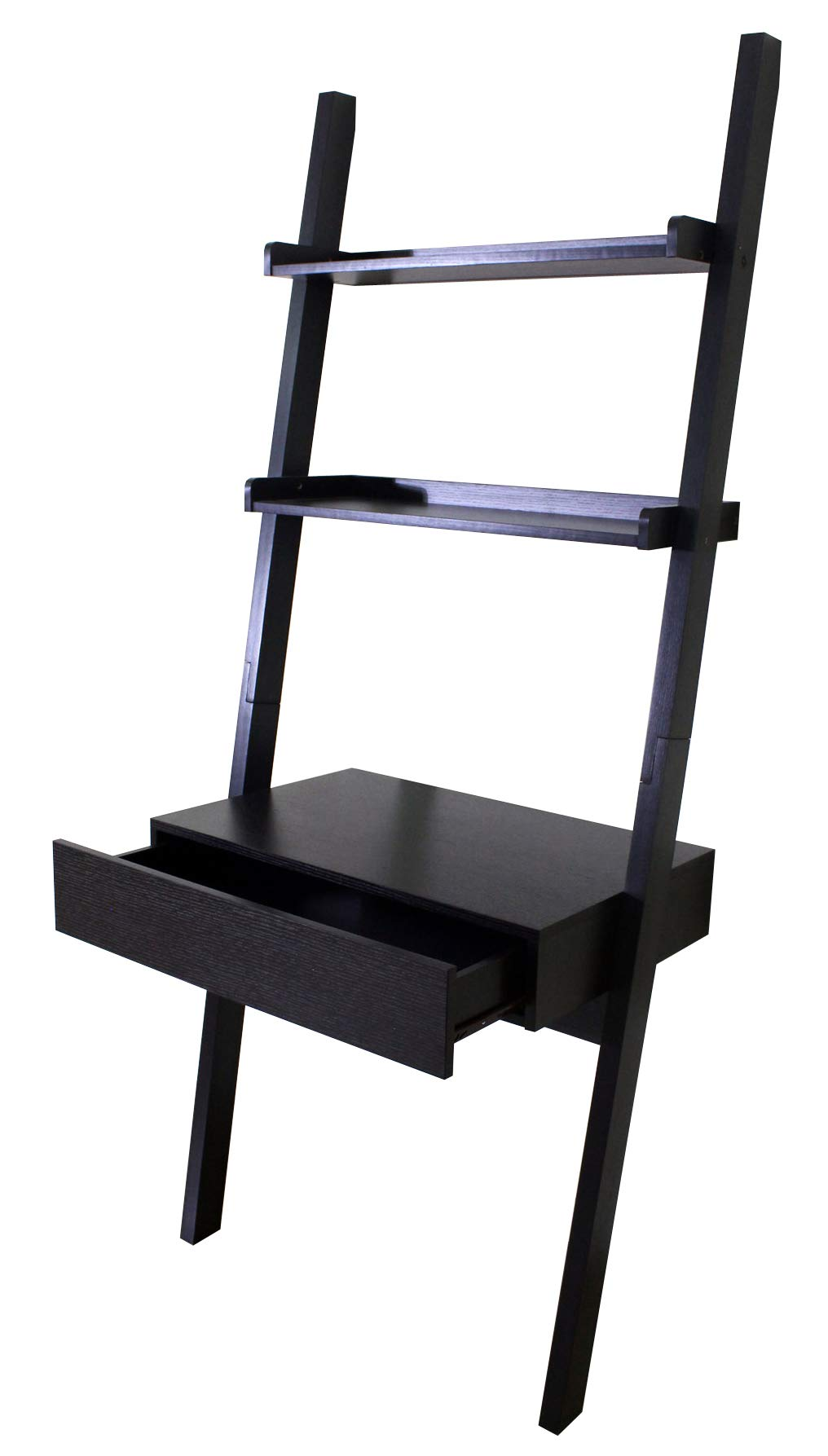 Coaster Furniture 801373 CO-801373 Ladder Desk, Cappuccino by Coaster Home Furnishings