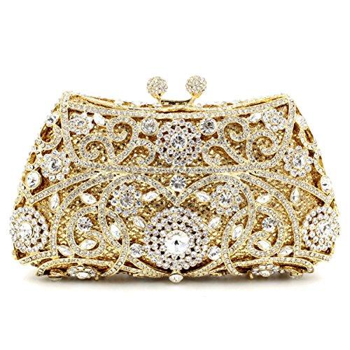 Sac Pour En Luxe Soirée Diamant Femme D De De wIgrBqwH