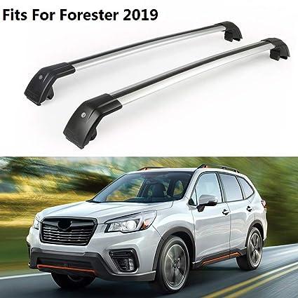 Amazon Com Chebay Cross Bars Crossbars Fits For Subaru Forester