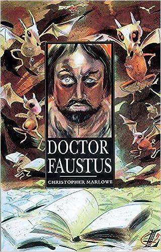 dr faustus author