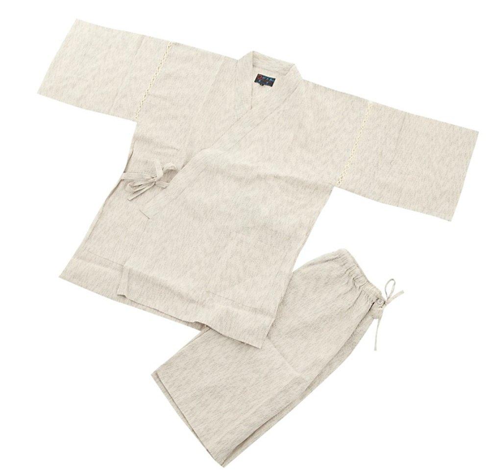 Edoten Men's Japan Kimono Jinbei 752 XL