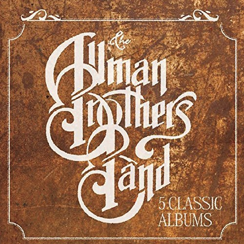 5 Classic Albums by ALLMAN BROTHERS BAND (2015-05-04) (The Allman Brothers Band 5 Classic Albums)