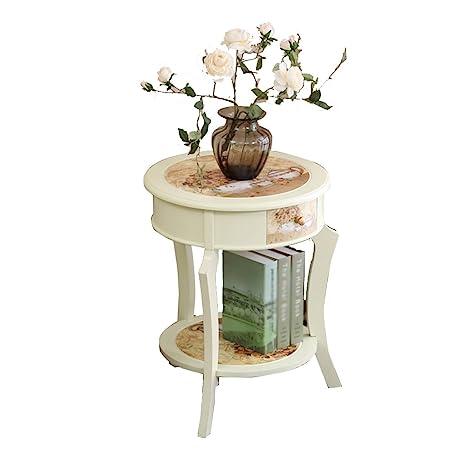 Perfect Furniture CSQ - Mesa de té pequeña para salón, sofá ...