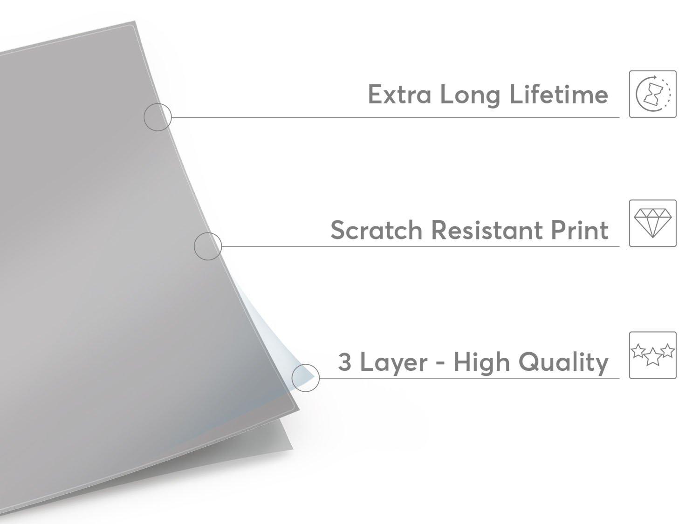 Piastrelle da incollare per cucina adesivi pellicola per