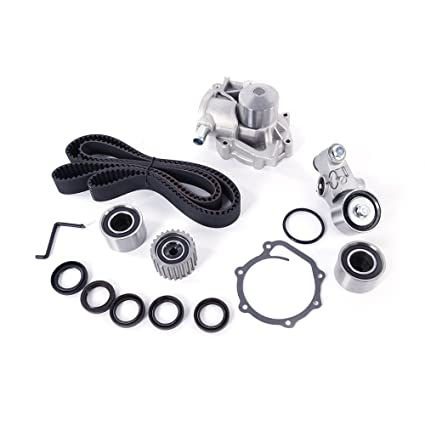 Amazon Engine Timing Belt With Water Pump Fit For 98 99 Subaru Legacy Forester 25L DOHC EJ25D Automotive