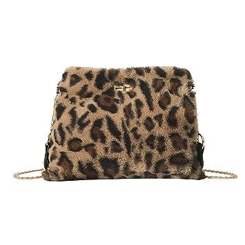 c223192fcff Fashion Women Leopard Print Small Bag JIANGfu Ladies Casual Wild ...