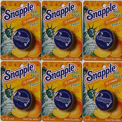 snapple-peach-lip-balm-6-count