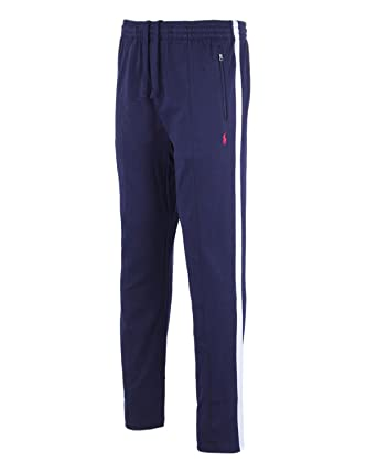 c2464e8dd41c0 Polo Ralph Lauren Men s Big   Tall Interlock Track Pants-FN-4XLT French Navy