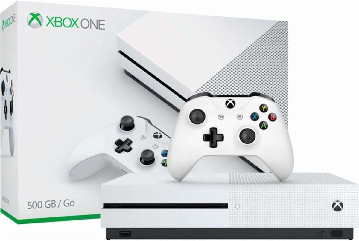 XBOX One S 500GB Console, discontinued edition