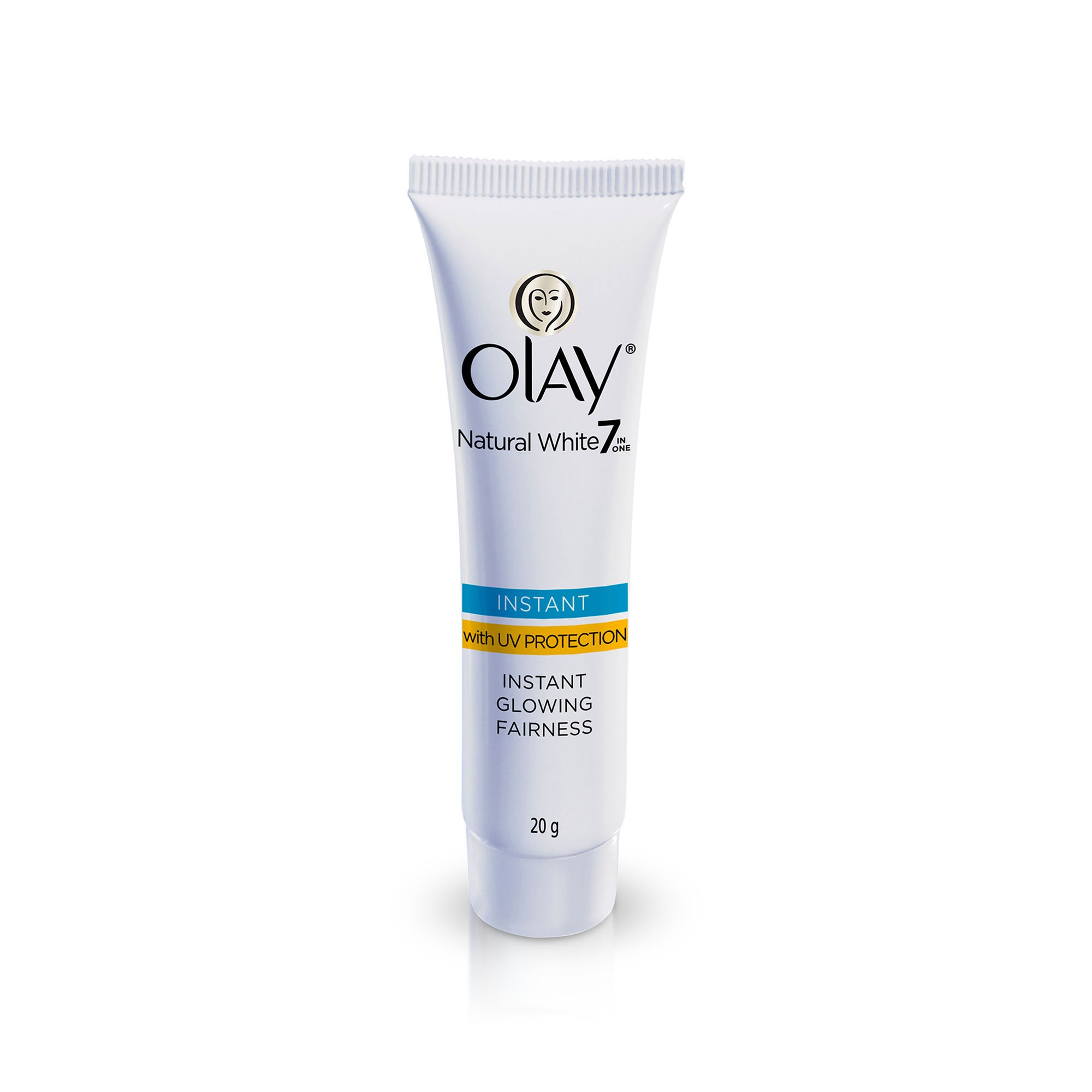 Olay Natural White Light Instant Glowing Fairness Skin Cream, 20gm product image
