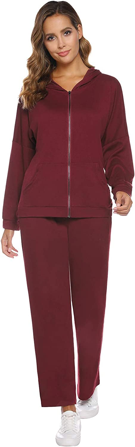 Zexxxy Casual Tracksuit Set...