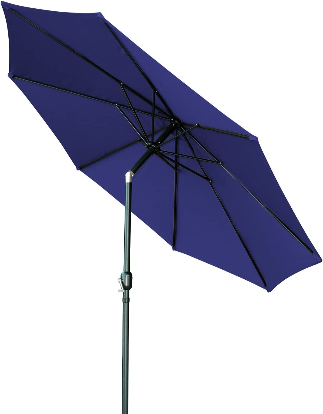 Trademark Innovations Tilt Crank Patio Umbrella