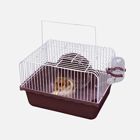 Balacoo Portador de Animales pequeños Portador portátil Hamster ...