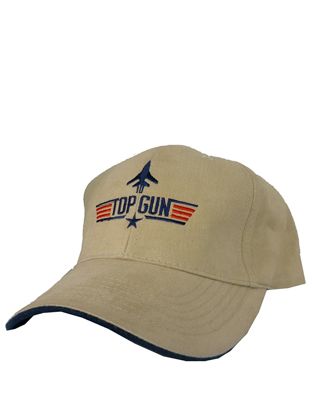 Beige Colore The Movie Shop Ltd Top Gun-Cappello con Logo di Top Gun Donna