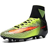 ASHION Football Boots Sneakers Professional Outdoor Soccer Shoes Teenagers Training Shoe