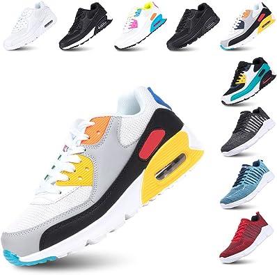 Zapatillas de Running para Hombre Mujer Ligero Correr Air ...