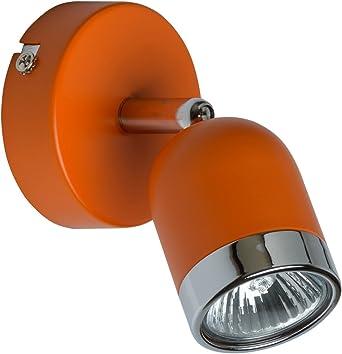 pour cuisine GU10 Light Bases Rail de lumi/ère r/églable de 3 fa/çons pour le salon Projecteur rotatif pour plafonniers /à LED B ampoules non incluses