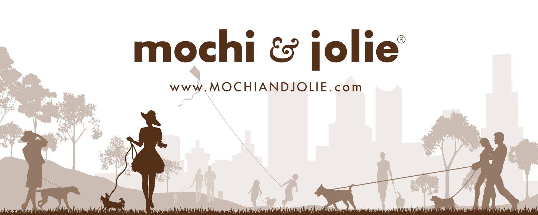 Mochi & Jolie Silver Pendant Necklace, Jack Russell Terrier by Mochi & Jolie