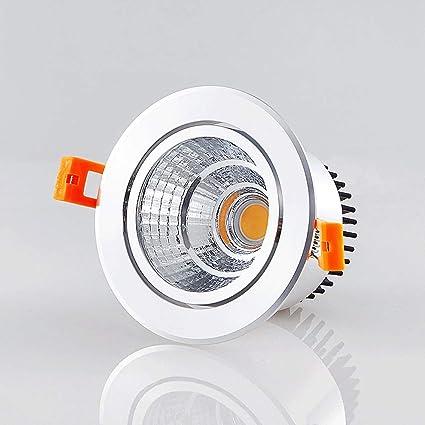 Koliyn Lámparas Planas Techo Lámparas antideslumbrantes LED ...