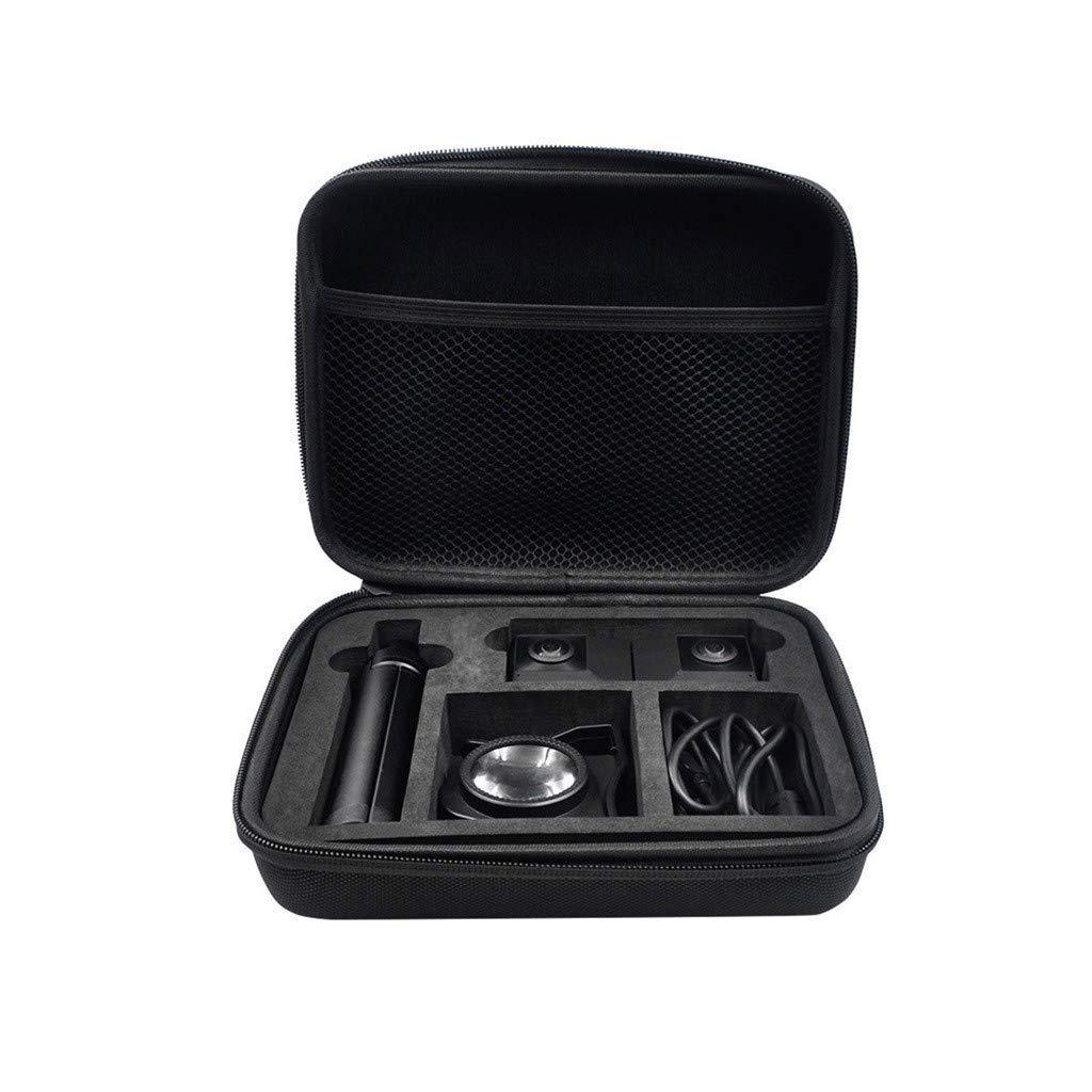 Honbobo ポータブル保護バッグ ストレージバッグ キャリーケース Insta360 EVO アクションカメラ用 耐衝撃 B07QVLFC17