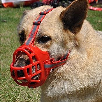 Amazon Com Basket Cage Dog Muzzle Size 5 Large