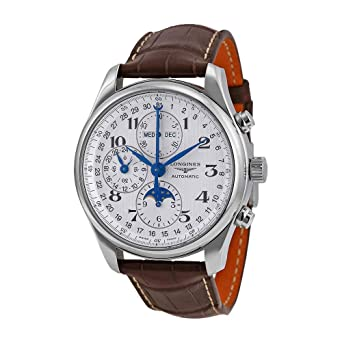 reputable site c4dbb 1d66f Longines Master Collection Mens Watch L2.773.4.78.3