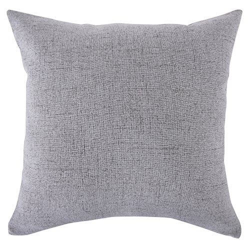 Discover Prices for: Deconovo Faux Linen Look Throw Cushion Case Pillow Cover With Invisible ...
