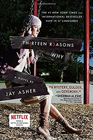 book cover of Th1rteen R3asons Why