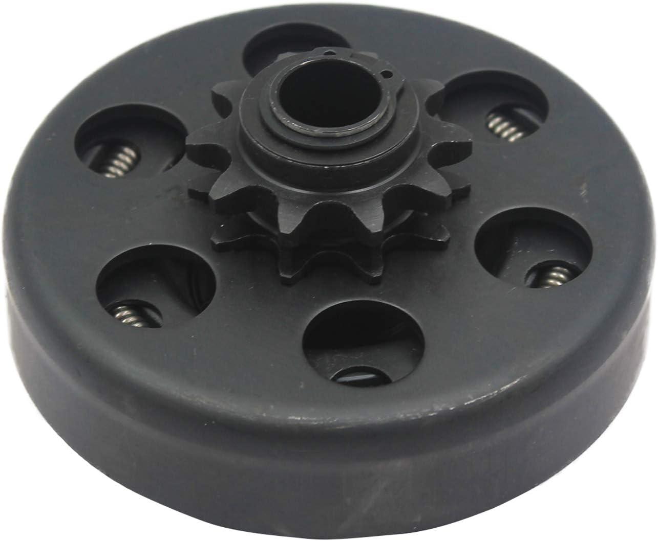 LAFORMO Go kart//Mini Bike Centrifugal Clutch 5//8 Bore 10 Tooth for 40 41 420 Chain 6.5HP