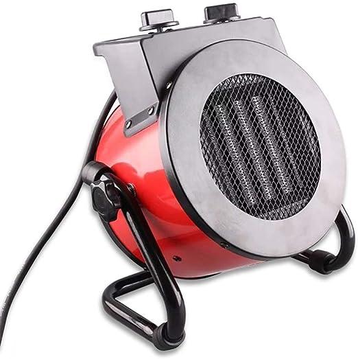 3000W Industrial Calentador de Ventilador eléctrico Termostato de ...
