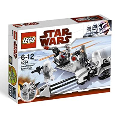 LEGO Star Wars Snow Trooper Battle Pack (8084): Toys & Games