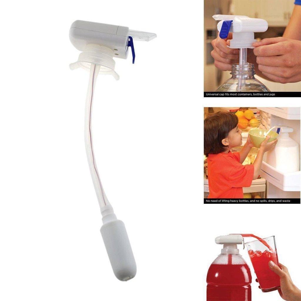 Magia Eléctrica Dispensador Bebida Automática Agua de Grifo A Prueba de Derrames: Amazon.es: Hogar