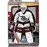 Allan Hitchen Hockey Card 1995-96 Slapshot #306 Allan Hitchen