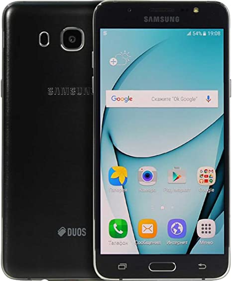 Samsung SM-J710F Galaxy J7 (2016) 16GB Black EU: Amazon.es ...