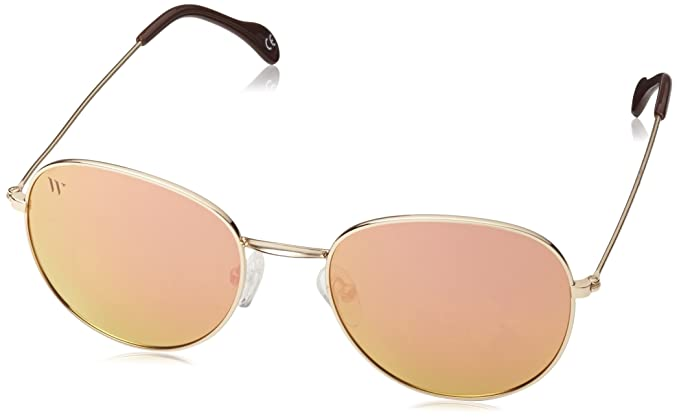 Wolfnoir, AKELA GOLD PINKISH - Gafas De Sol unisex color ...